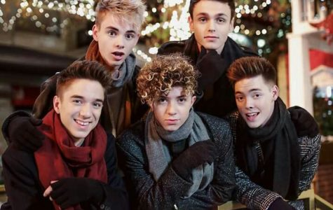 "Why Don't We released ""With You This Christmas"" in time to ring in the holiday season"