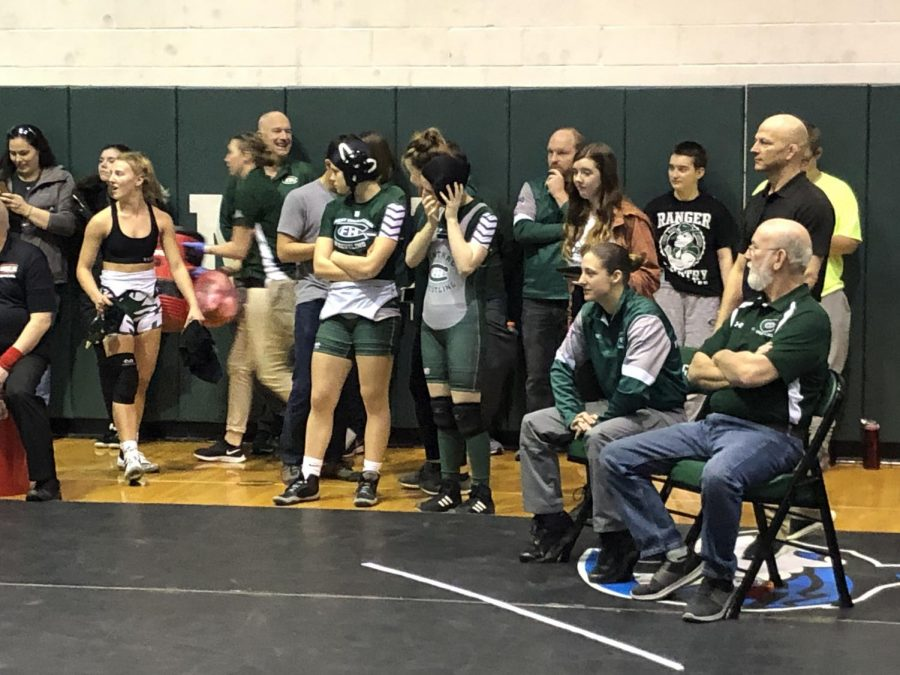 Girls wrestling continues to find success at Union invitational