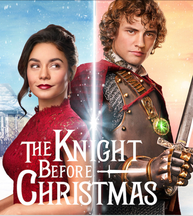 The Knight Before Christmas is not a movie I would watch on Christmas Eve