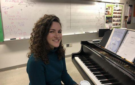 Student-teacher Julia Janowski finds her voice in opera