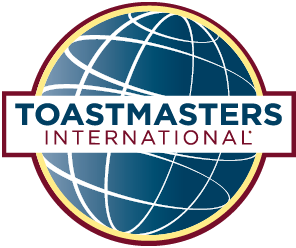 The new Toastmasters International club is only beginning to blossom