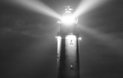 I am one with a lighthouse