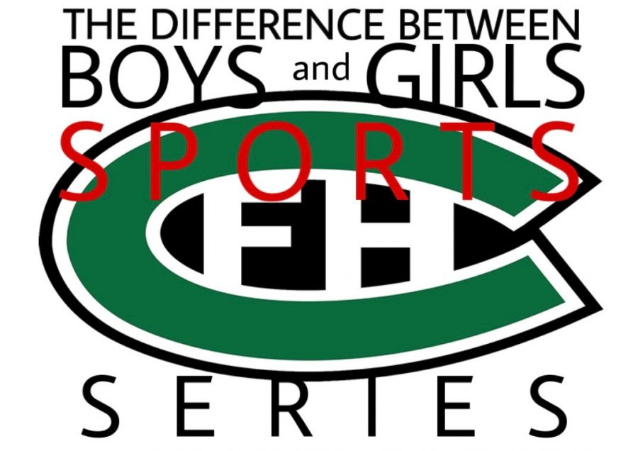The difference between boys and girls sports at FHC Series