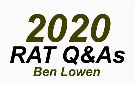 RAT Q&A: Ben Lowen