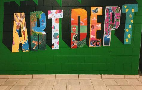 AP art students earn prestigious awards through the Scholastic Art Competition