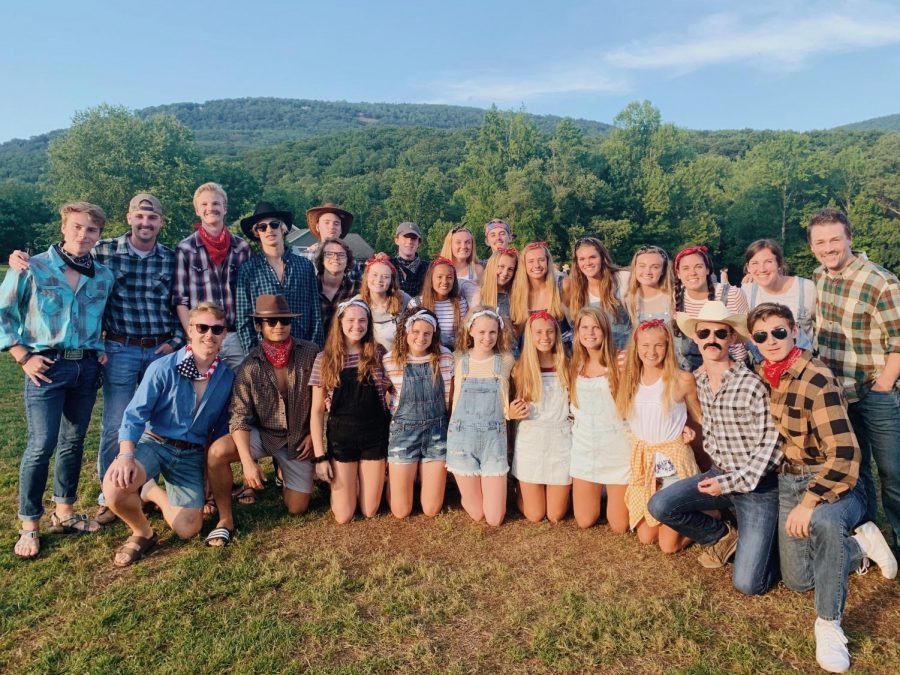 Young Life provides a safe environment for students to learn about who they are
