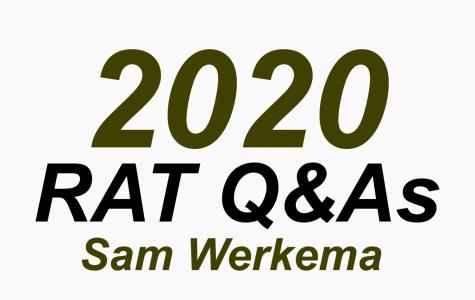 RAT Q&A: Sam Werkema