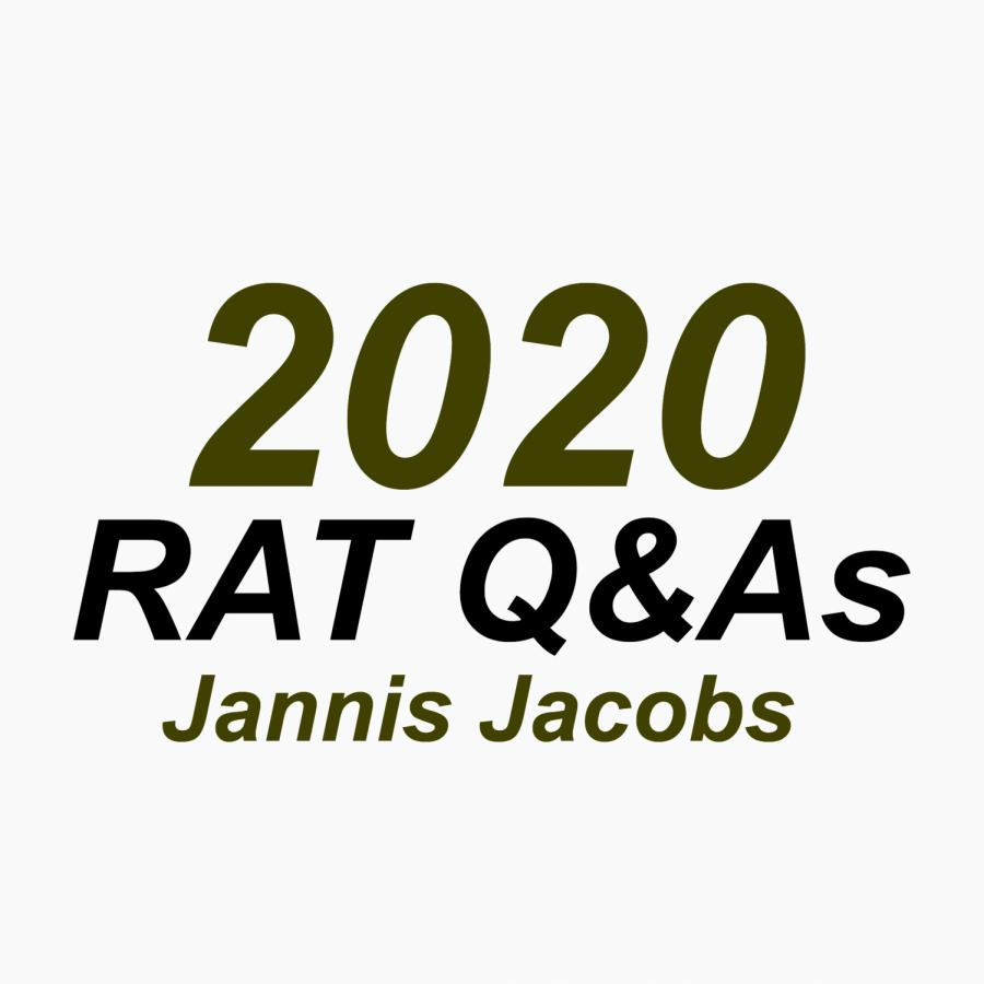 RAT Q&A: Jannis Jacobs