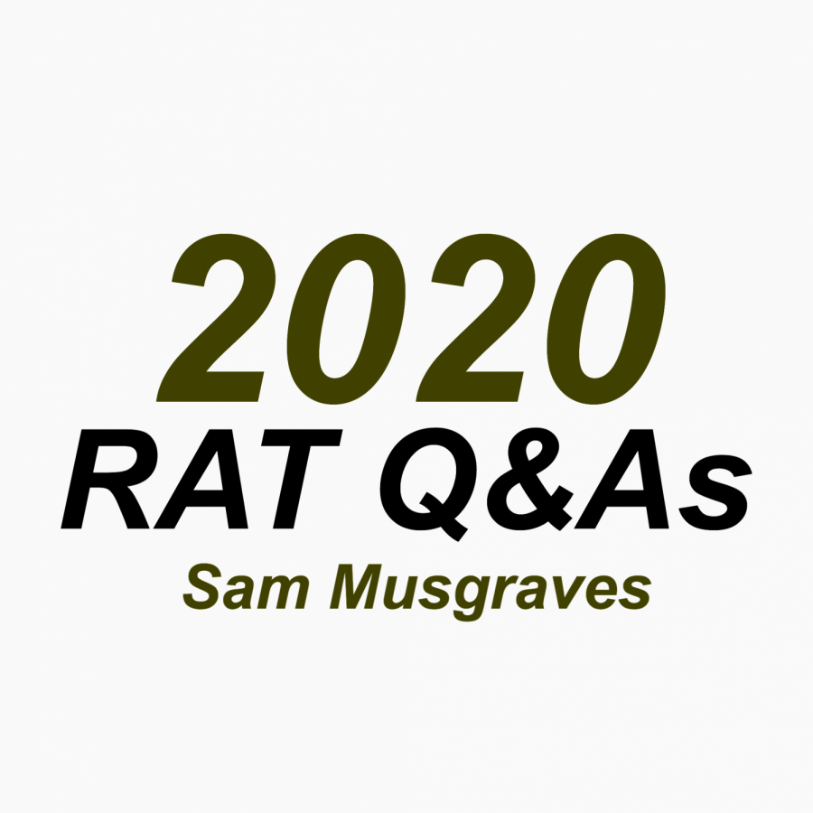 RAT Q&A: Sam Musgraves