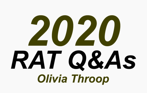 RAT Q&A: Olivia Throop