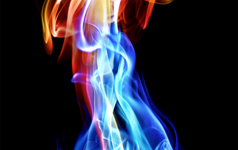 My anatomy: fire and ice