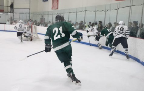 Cole Beaufait's two goals lead hockey to 3-1 revenge win over FHNE