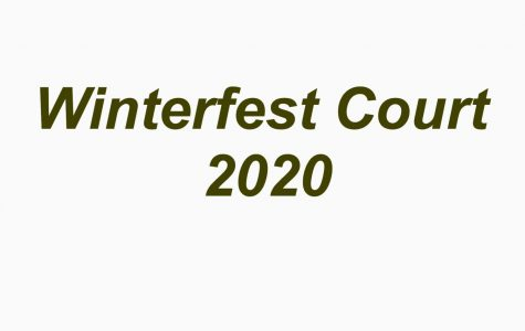 Announcement: 2020 Winterfest Court!