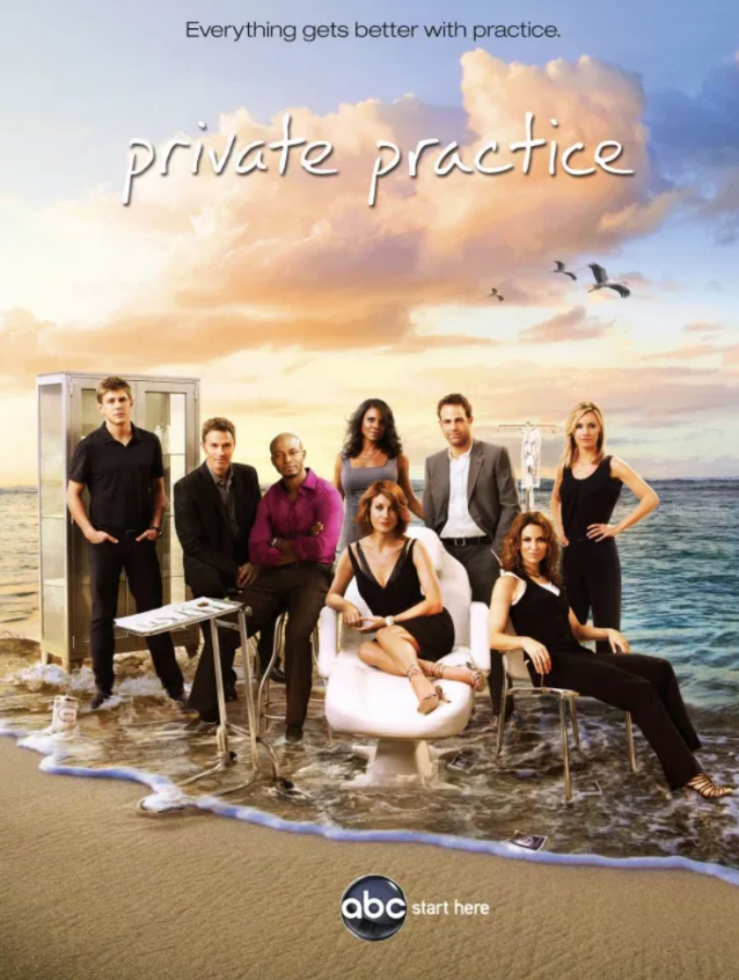 Grey's Anatomy spin-off Private Practice returns to Netflix