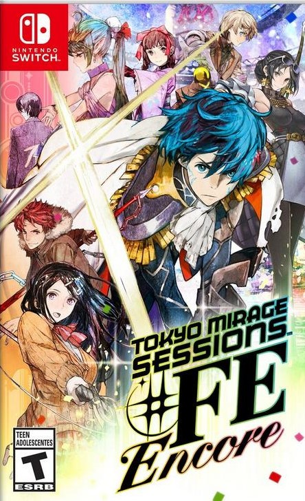 Tokyo Mirage Sessions #FE Encore is a remake done right