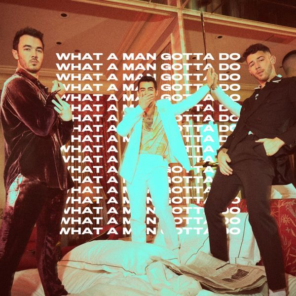 "The Jonas Brothers have another hit and adorable music video with the release of ""What a Man Gotta Do"""