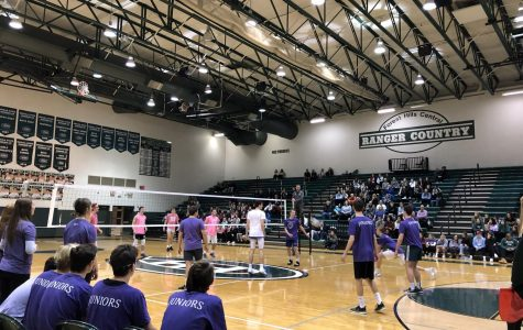 Macho Volleyball provides an electric game and friendly competition to kickoff Winterfest week