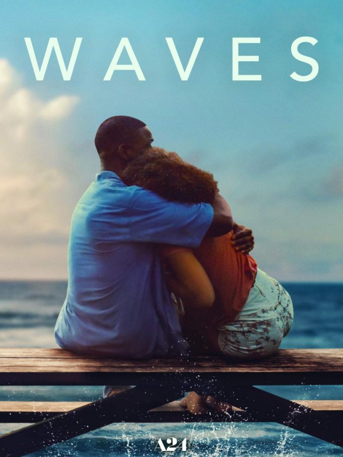While watching waves, your memory may trace back your greatest hardships