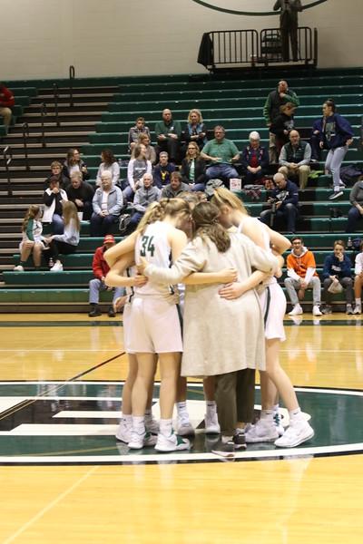 Girls varsity basketball picks up 51-42 win over Greenville in annual Winterfest game