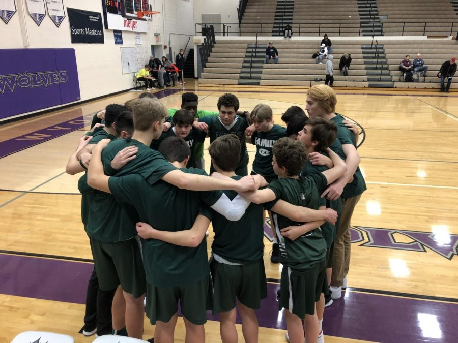 Freshman+boys+basketball+defeats+Lowell+67-34