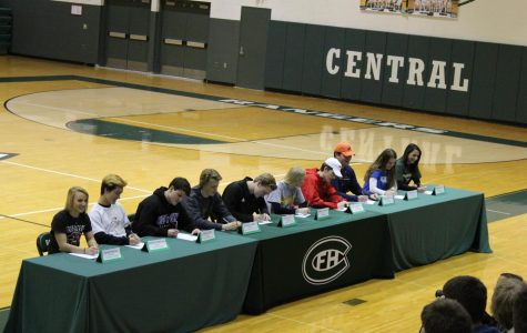 NLI Signing: Photo Gallery