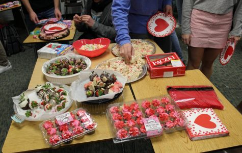 AP Stats Valentine's Day Party: Photo Gallery