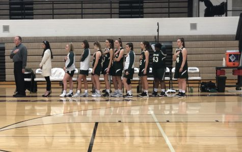 Freshman girls basketball remains undefeated in their conference play
