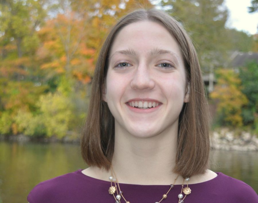Rachel Schenck's inspirational work ethic enables her to get the most out of high school