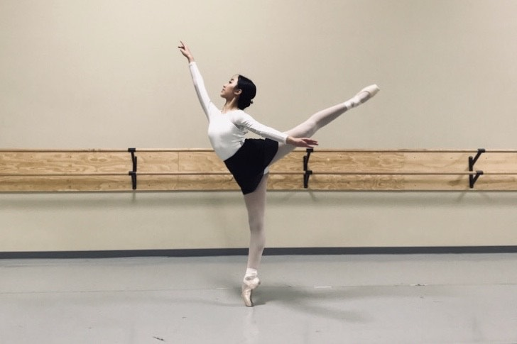 From gaining resilience to acquiring new languages, ballet has significantly shaped Abby Zhang's life