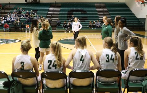 Turnovers hurt girls varsity basketball in 57-52 loss to Forest Hills Northern