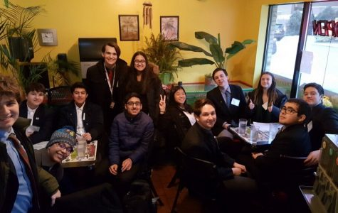 Model UN's performance at the University of Michigan conference affirms students' passion and desire to learn
