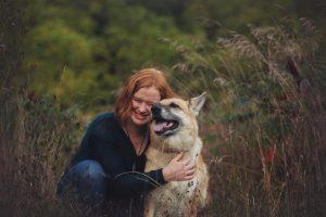 Senior Ella Kelly strives to bring positivity to those around her