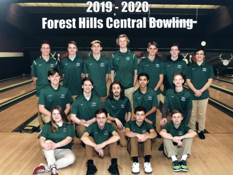 Bowling team bounces back with one of the best seasons in past five years
