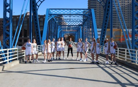 Girls varsity basketball ends quality season at 15-6, second place finish in OK White