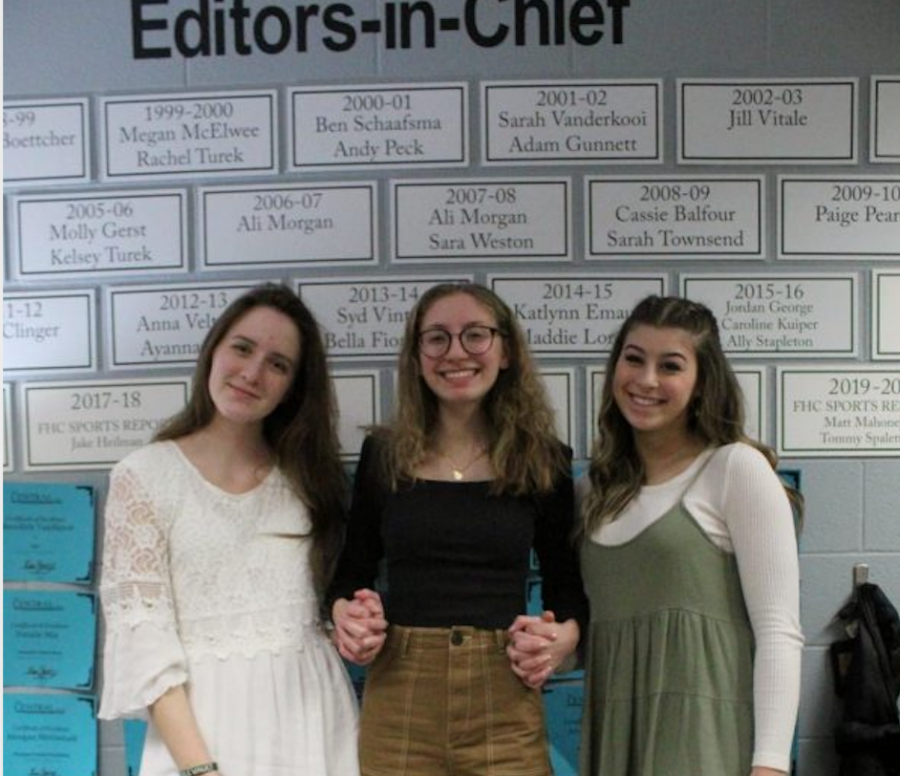 When we knew that we wanted to be editors