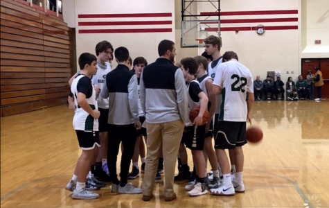 Freshman basketball finishes season with a 73-61 loss against Unity Christian