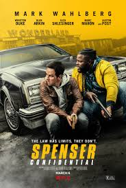 Spenser Confidential is another lackluster Netflix film