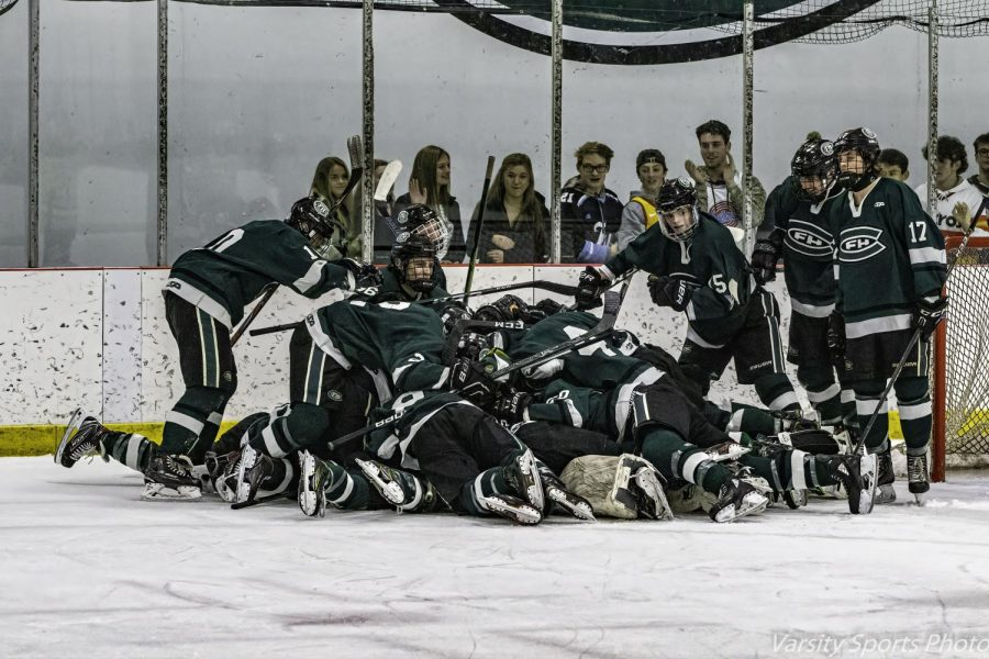 Hockey advances to Regional Final with win in 3-2 thriller over Jackson Lumen Christi