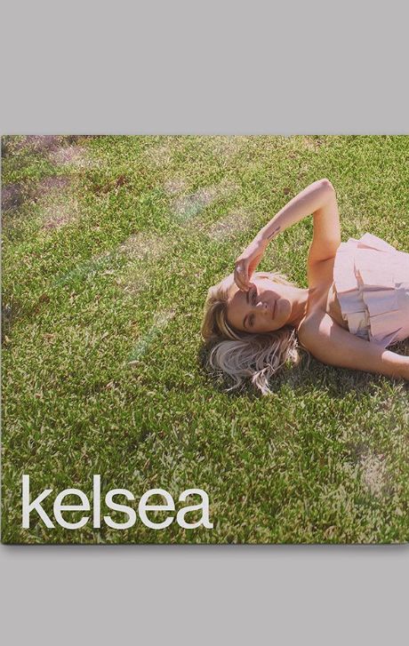 Kelsea Ballerini's newest album, Kelsea, is a beautiful combination of country and pop