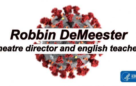 Robbin DeMeester