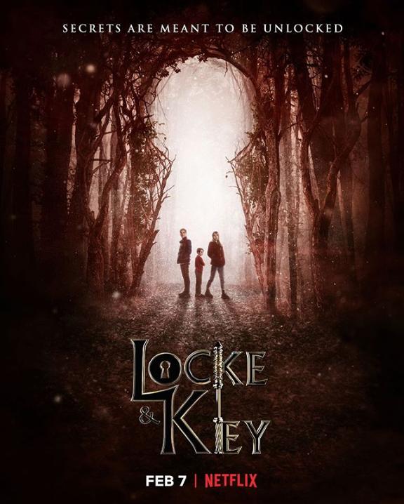 Netflix original series Locke and Key brings comfort during times of uncertanity