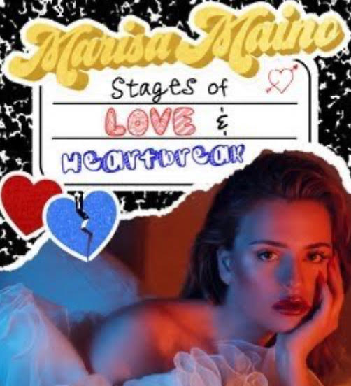 Marisa Maino's new album Stages of Love and Heartbreak shows you exactly that