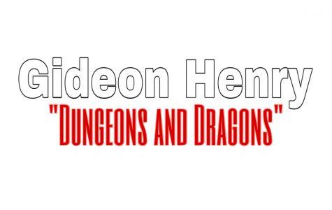 Gideon Henry