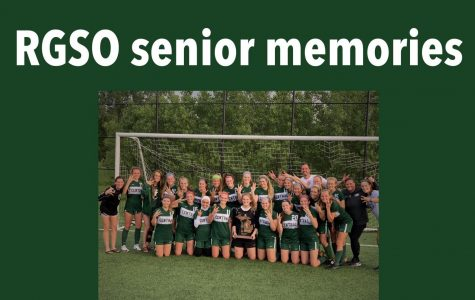 Memories from RGSO seniors
