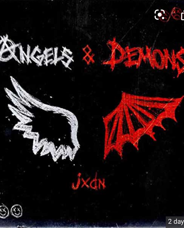 Angels+%26+Demons+by+Jxdn+is+a+real+head-banger