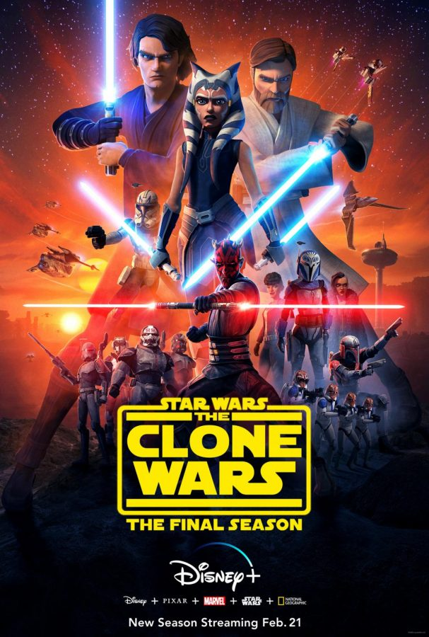 Season 7 of Clone Wars: the good, the bad, and the incredible