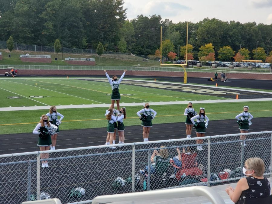 JV Football Game: Photo Gallery