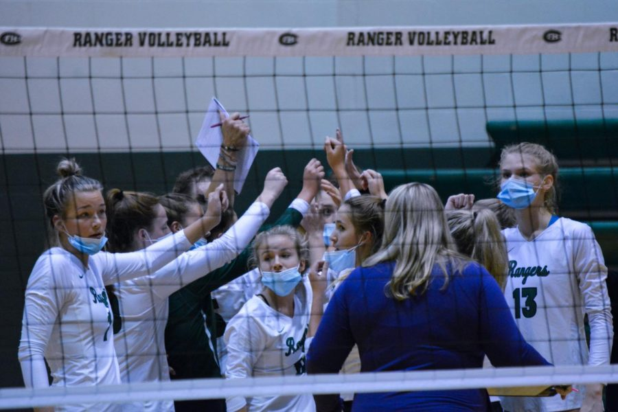 Rangers pick up a win in District semifinal over East Kentwood