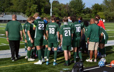 Boys varsity soccer suffers heartbreaking 2-1 loss against Grand Rapids Christian