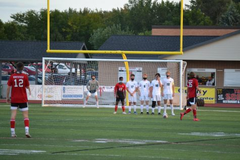 Boys varsity soccer suffers fourth straight loss to Northview 4-1